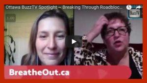 Ottawa BuzzTV Spotlight On EFT Practitioner Oksana Strelbitsky