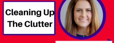 jen's zen tv: cleaning up the clutter