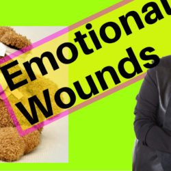 healing our emotional wounds by Diane Valiquette