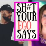 shit your ego says by James McCrae