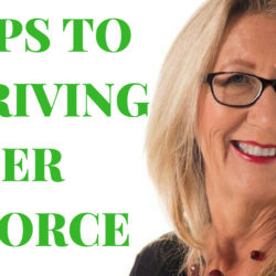 thriving after divorce with catherine corey