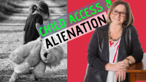 Parental Alienation Part 1 Of  4, Custody And Access Manipulation