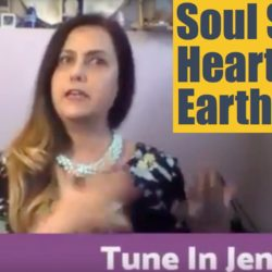 soul star, heart star, earth star jennifer clark