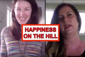 Happiness On The Hill Meditation Mondays | Jennifer Clark