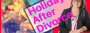 helping the kids survive the holidays after divorce